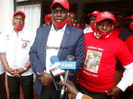 New Twist as Gideon Moi Allied Legislator Calls for Impeachment of Ruto Allied Baringo Governor