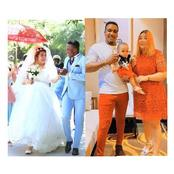 This Igbo Boy Is Married To A Beautiful Asian Woman, See How Their Son Looks Like (PHOTOS)