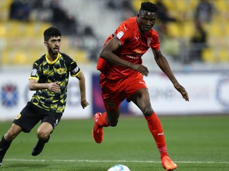 Michael Olunga In Top Five With Most Goals For Al-Duhail SC
