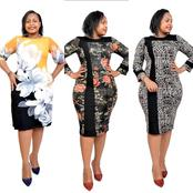 Adorable Executive Official Gowns For Boss Ladies: Check Gallery Below