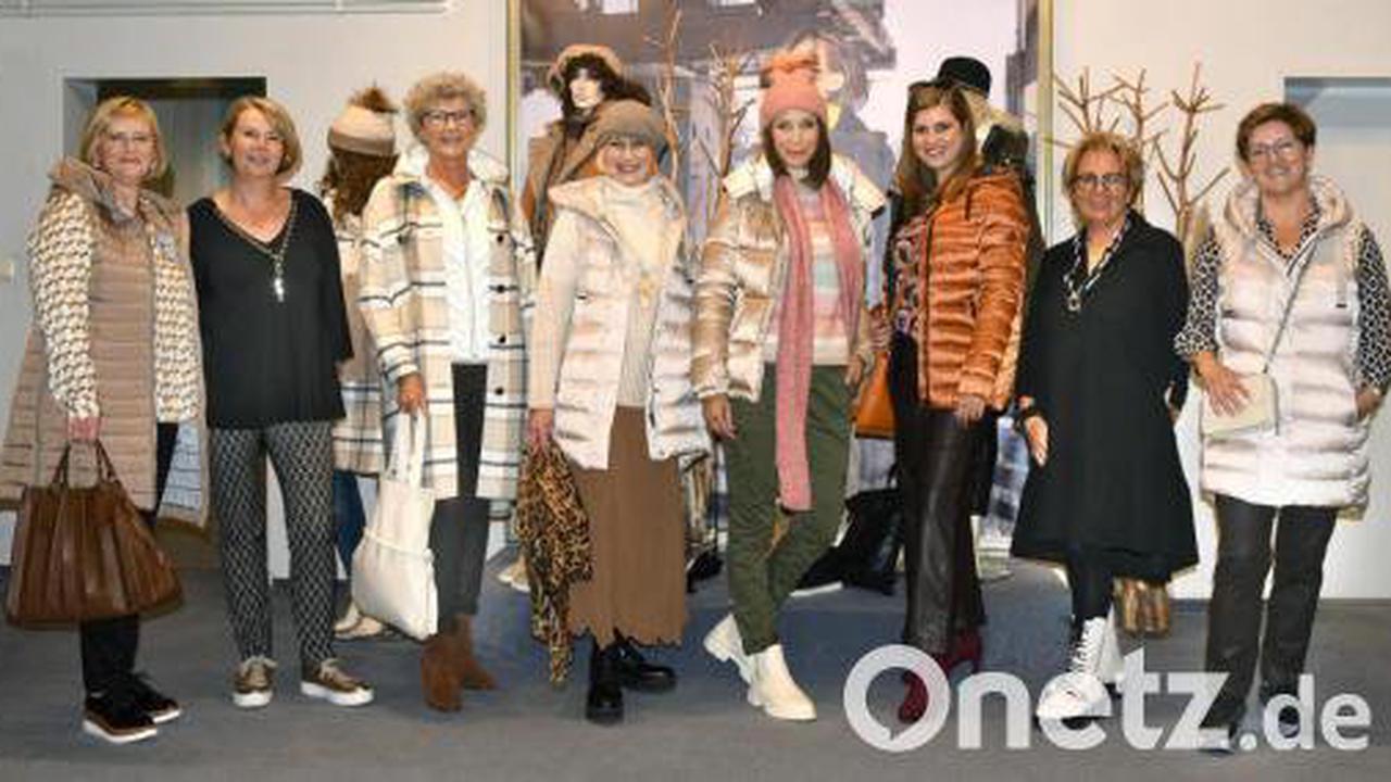 Flossenbürger Modehaus zeigt die Trends im Herbst