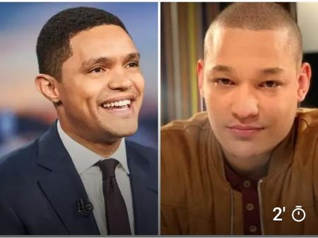 People Reacted to Trevor Noah And Scandal Actor Brighton Ngoma Heritage