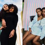 These Beautiful Twins Model Are Not Conjoined But They Love Posing As Conjoined Twins, See Photos.