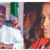 Abacha's daughter becomes the fourth wife to Gov. Buni of Yobe State.