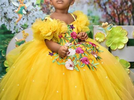Dress Your Little Girls Up For Church In These Gorgeous Styles This Coming Easter Sunday