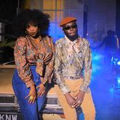 Ugandan Songstress Angella Katatumba Unveils New Jam Jump It Featuring Kenyan Artist Producer Jegede