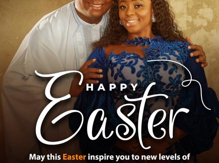 Valentine Ozigbo:Easter Is A Period Of Celebration Of The Love That Jesus Christ Showed To Us