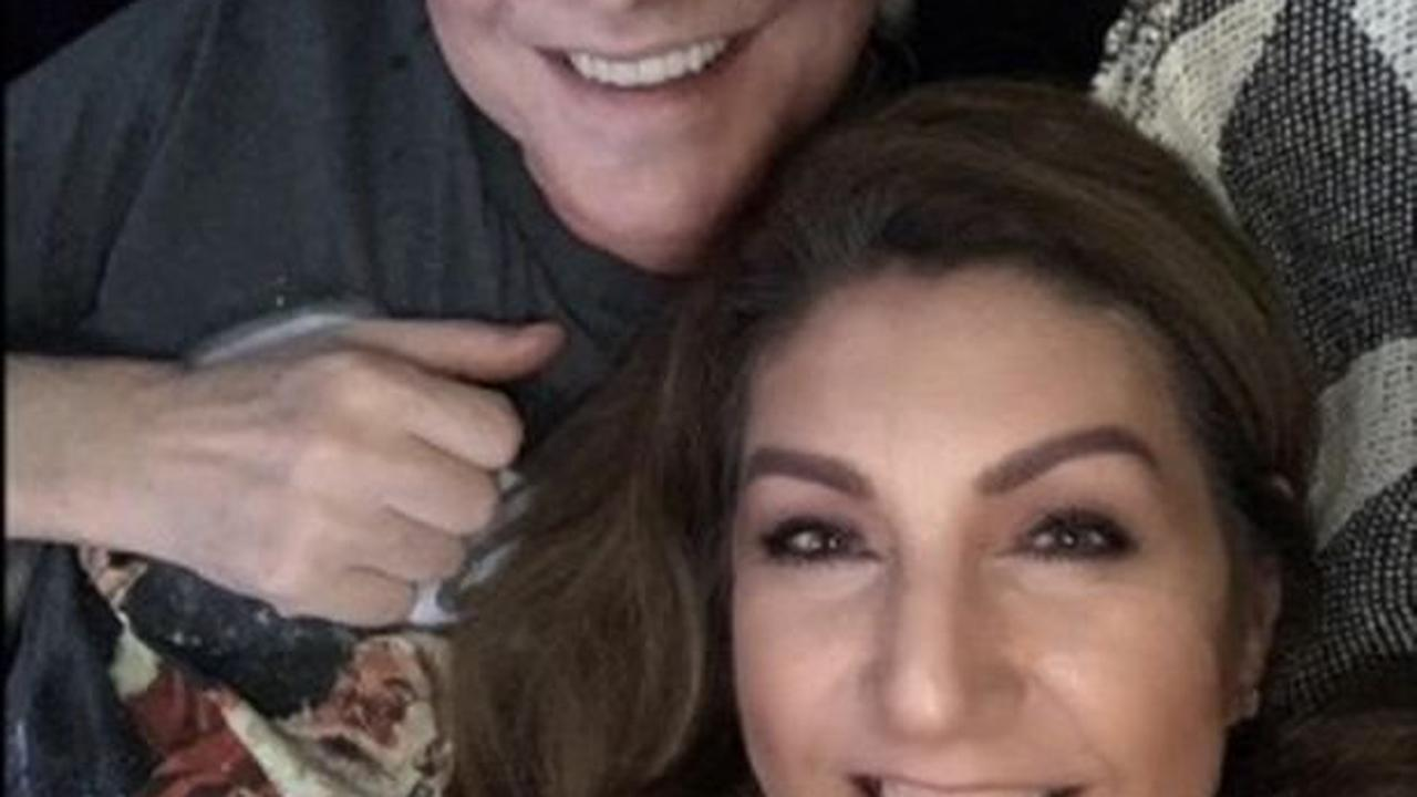 Jane McDonald asks for hospice donations instead of flowers after fiancé's death