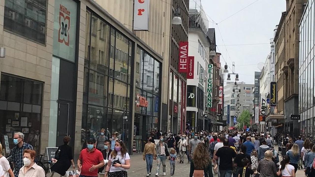 HA+ Nächster Shopping-Ansturm in der City? So voll ist es auf dem Westenhellweg