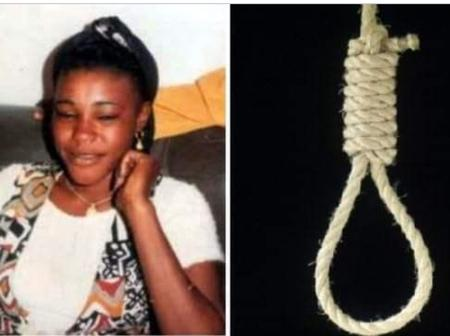 Remembering The Actress That Escaped Prison After She Was Sentenced To Death; See Her Offence