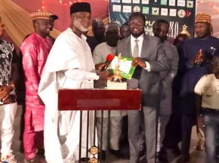Youths Urged to Use Social Media For Social Good at Plateau Social Media Awards