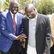 Dp Ruto's  ally from his backyard lands in fresh corruption allegations