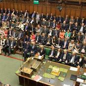 Lekki Shooting: UK parliament kicks against sanctioning Nigeria