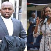 Senators Kihika and Kipchumba Murkomen Engage Police in a Bitter Exchange in London Ward [video]