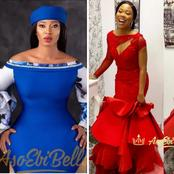 Exotic Aso Ebi Designs For Classy Ladies: Check Out These Awesome Styles
