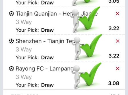 Sure Bets of GG, Over 2.5 Goals, Correct Score (CS) VIP Bets that Will Win You Big