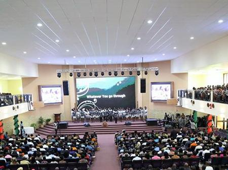 Thieves Attempted Robing ICGC, In spite of Prophetic Decree Threats, they Never Returned To Confess