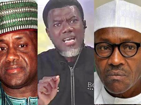FUEL SUBSIDY: Reno Omokri says Abacha is a learner when compared to Buhari