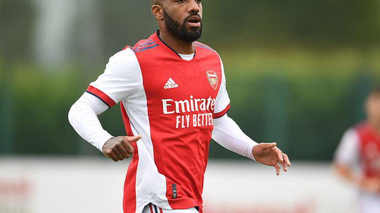 Atletico Madrid 'set their sights yet again on Arsenal forward Alexandre Lacazette'... as Diego Simeone looks to add more competition in attack to boost bid to defend LaLiga title