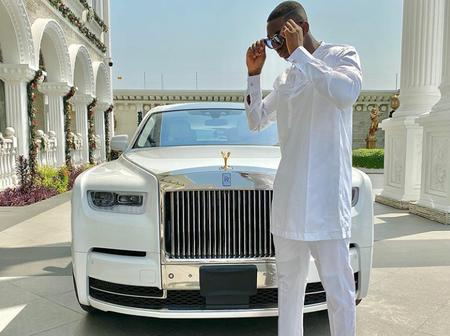Money Is Good. Son Of Billionaire Real Estate Guru, Olu Okeowo Displays Fine Wealth
