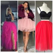 Ladies, Check Out These Varieties Of Style Inspirations That May Inspire You To Sew With Tulle