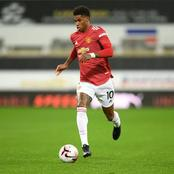 Rashford Finally Reveals Two Players He always Looks Up To