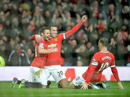 Super Eagles Star Stops Manchester United Legend In English Football League