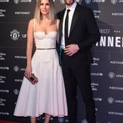 David De Gea Welcomes First Child With Wife Edurne Garcia, Checkout The Picture He Posted Online