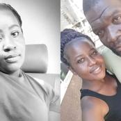 Lady warms hearts with photo of her single father who raised her alone.