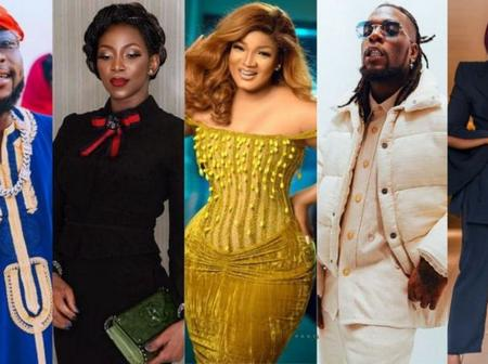 List of Popular Nigerian Celebrities that made 2021 Forbes List