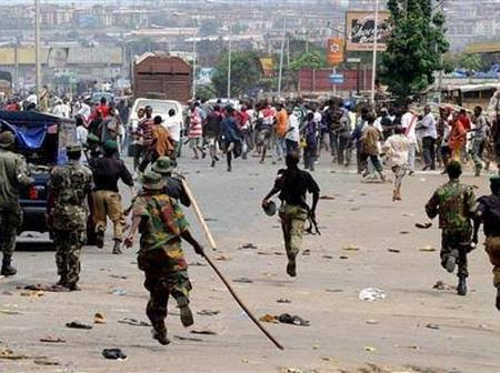 Buhari joins Muslim leaders to pray against another Civil war in Nigeria, see details.