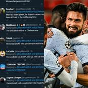 After he came from the bench to win the match, see what Chelsea fans are saying about their striker