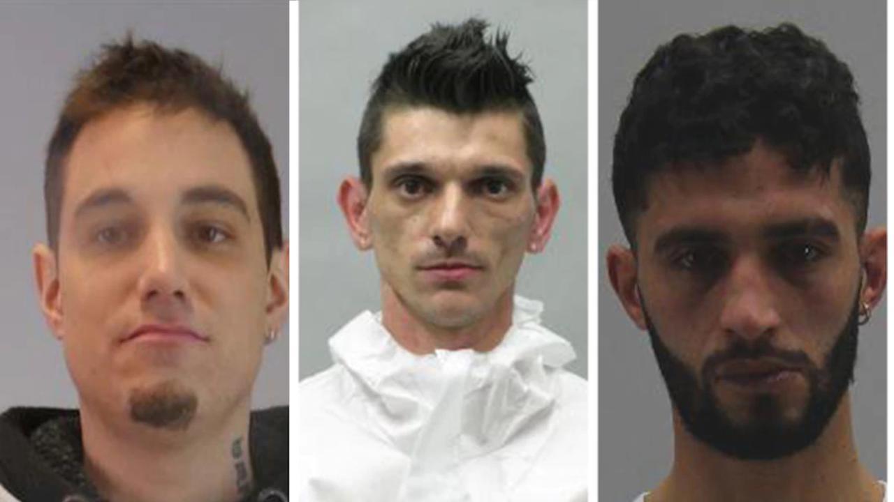 Gefährliche Straftäter geflohen: Nach diesem Quartett fahndet die Polizei