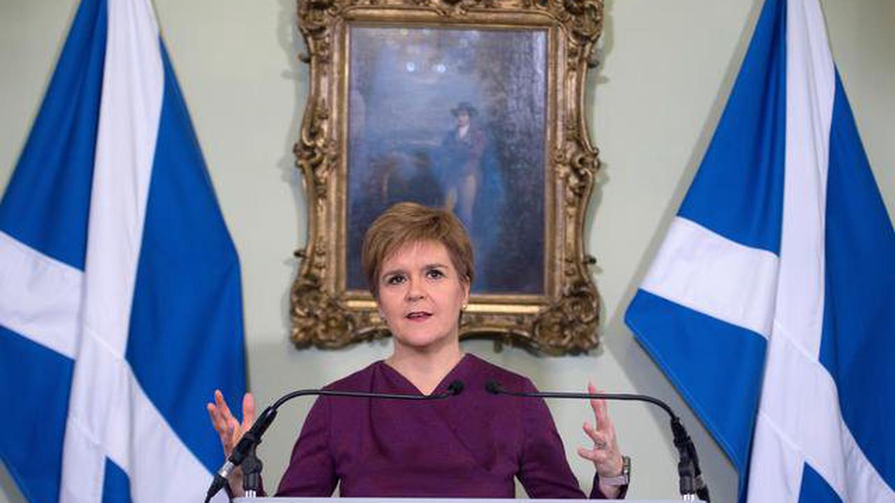 Support for Scottish independence holds up as elections near