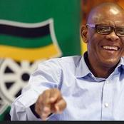 Very Rich: Ace Magashule's Net Worth Revealed