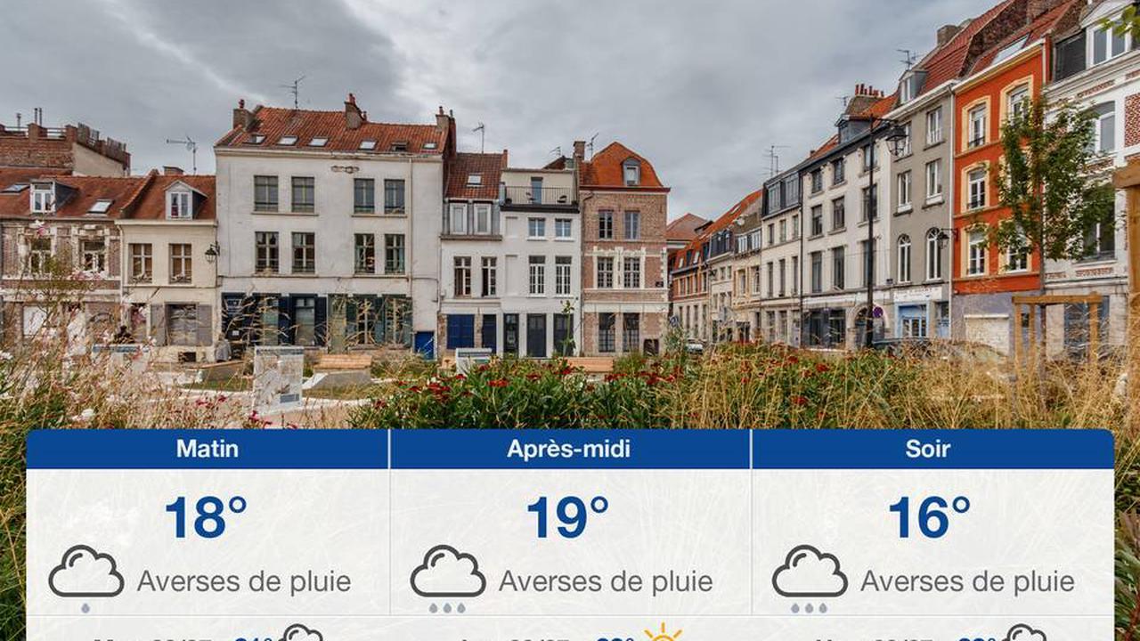 Météo Lille: Prévisions du mardi 27 juillet 2021