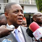 I Am Going Nowhere - FFK Sends Strong Message As He Pledges Loyality To PDP