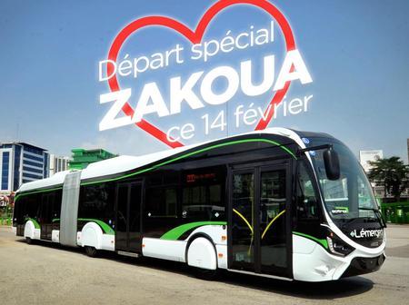 La Sotra prévoit-elle un départ spécial pour Zakoua ce 14 février?