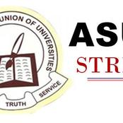 See Reactions As UNILAG Chairman Gives Fresh Updates On ASUU Strike Today (screenshots)