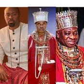 The New Olu Designate Is Not The Son Of The Immediate Past Olu Of Warri: See His Real Father