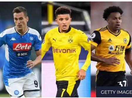 Tuesday's transfer rumors – Man Utd to get Sancho deal done early in 2021