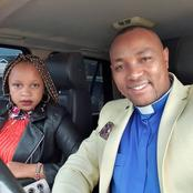 Mzee Kiengei Shares Photos of The Church he Started in Gilgil When he Was Ordained as a Pastor