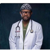 See How People Showers Prayer On Doctor Who Saved Many Lives At Lekki, Toll Gate Massacre