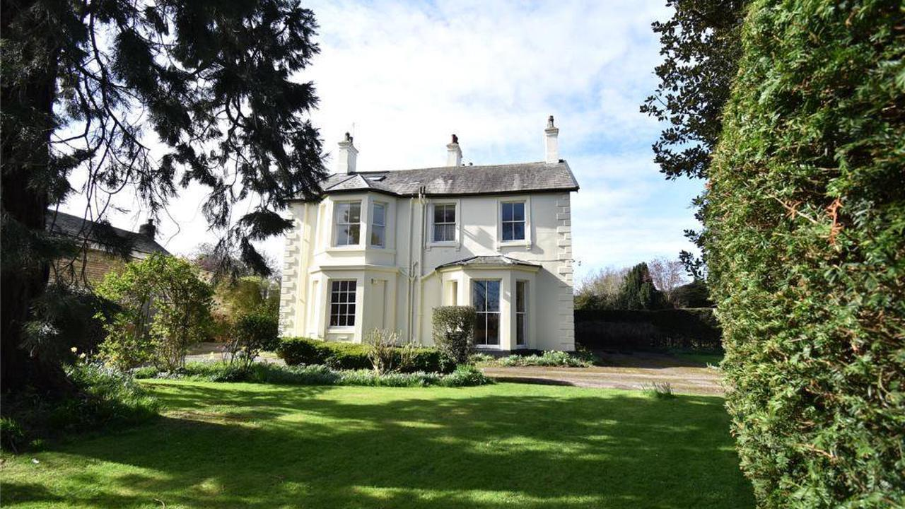 See inside this 4-bedroom Georgian property for sale in Carlisle