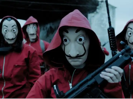 Money Heist: Checkout The List Of The Greatest Robberies Of All Time