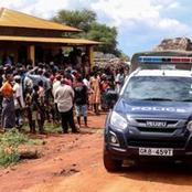 Uproar In Kavasya as a KCSE Candidate Stabbed To Death By Her Boyfriend