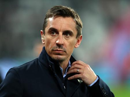 Gary Neville warning to Pep Guardiola(Man City manager)
