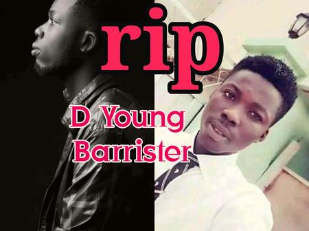 Photo Of EBSU Final Year Law Student Killed By Unknown Gunmen ln Ebonyi State