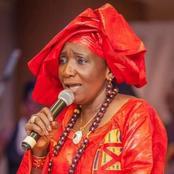 Aïcha Koné : « Le burida m'a finalement versé les droits d'auteur que je méritais »