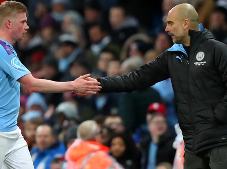 Pep Guardiola and Kevin De Bruyne comment after Tottenham defeat